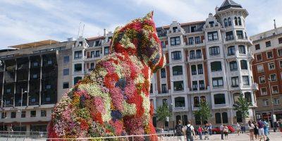 Bilbao piazza