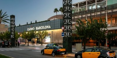 Casino Barcelona front view