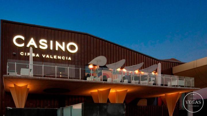 Casino Cirsa terrace