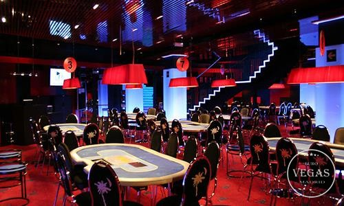 Casino Mediterraneo tables