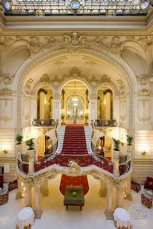Casino de Madrid interior