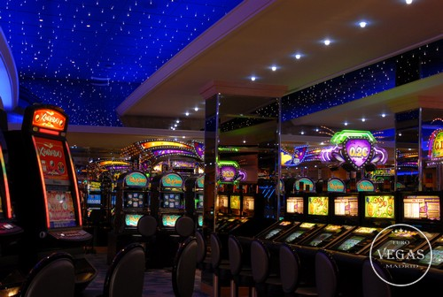 Gran Casino Aljarafe interior