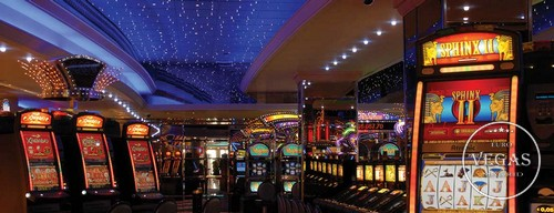 Gran Casino Aljarafe slot machines
