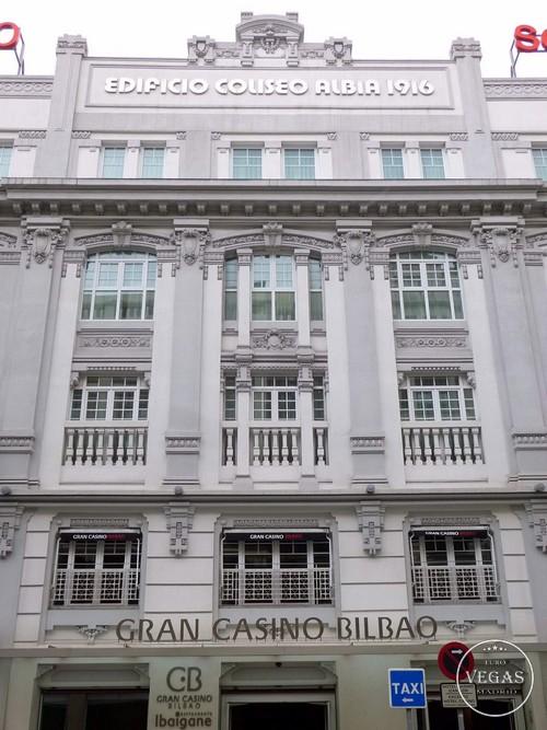 Gran Casino Bilbao entry